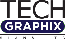 Tech Graphix Signs Ltd. Retina Logo